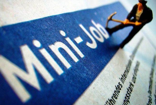 mini jobs voucher