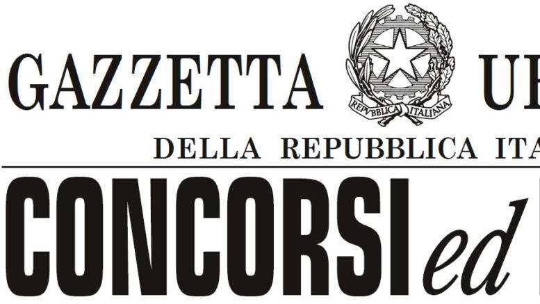 concorso inps gazzetta ufficiale